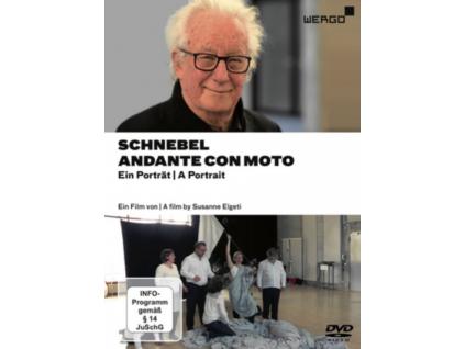 PRO MUSICA VIVA - Dieter Schnebel - A Portrait (DVD)
