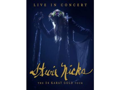 STEVIE NICKS - Live In Concert: The 24 Karat Gold Tour (Blu-ray)