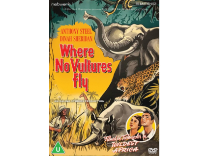 Where No Vultures Fly (DVD)