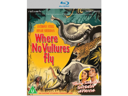 Where No Vultures Fly (Blu-ray)