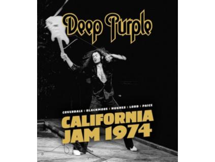 DEEP PURPLE - California Jam 74 (Blu-ray)