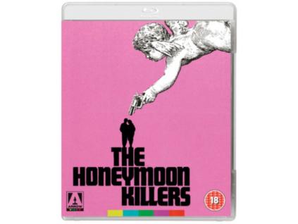 The Honeymoon Killers (Blu-ray + DVD)