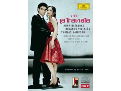 ANNA NETREBKO - Verdi/La Traviata (Blu-ray)