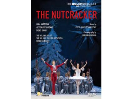 BOLSHOI BALLET - The Nutcracker (DVD)