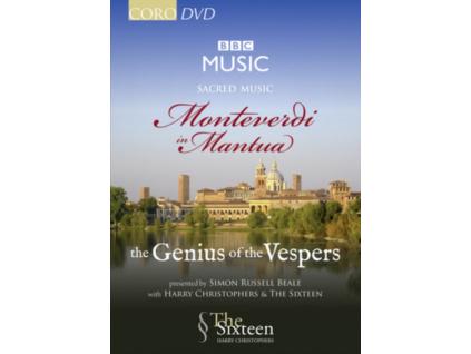 BEALE/SIXTEEN/CHRISTOPHERS - Monteverdi In Mantua (DVD)