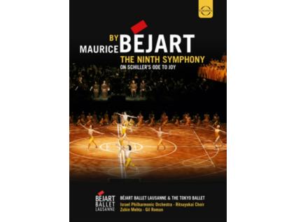 ZUBIN MEHTA - Beethoven: Symphony No 9 (DVD)