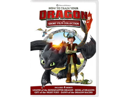 Dragons Short Film Collection (DVD)