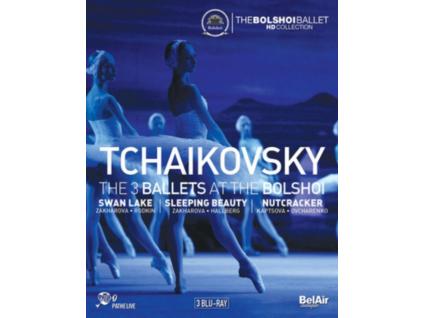 3 Ballets At The Bolshoi (USA Import) (Blu-ray)