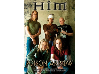 H.I.M - Poison Arrow (DVD)