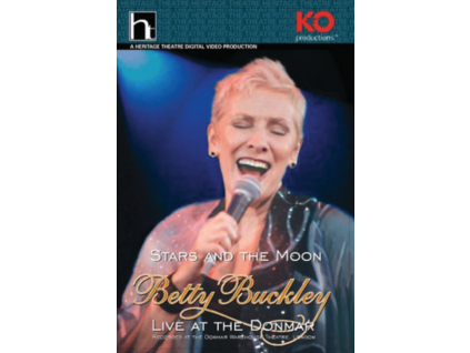 VARIOUS ARTISTS - Betty Buckleylive At The Dunm (DVD)