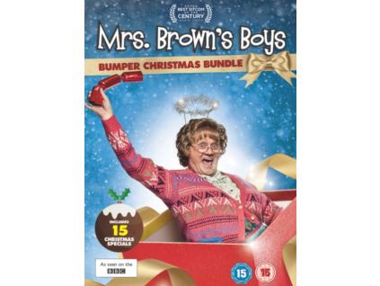 Mrs Browns Boys 2018 Christmas Boxset (DVD)