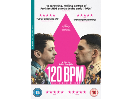120 Bpm (Beats Per Minute) (DVD)
