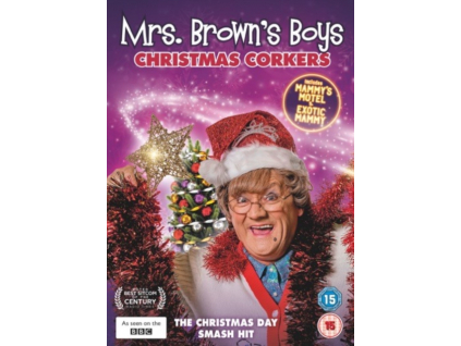 Mrs Browns Boys: Christmas Corkers (DVD)
