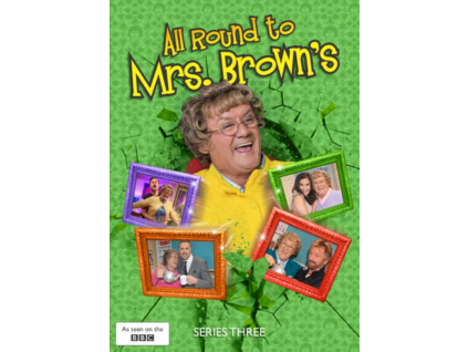 All Round To Mrs Browns Season 3 (DVD)
