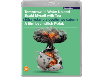 Tomorrow Ill Wake Up And Scald Myself With Tea (Blu-ray)