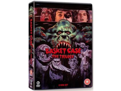 Basket Case - The Trilogy (DVD)