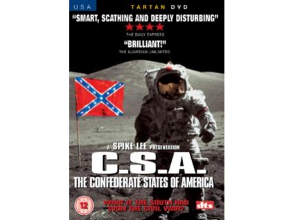 Csa Confederate States Of America (DVD)