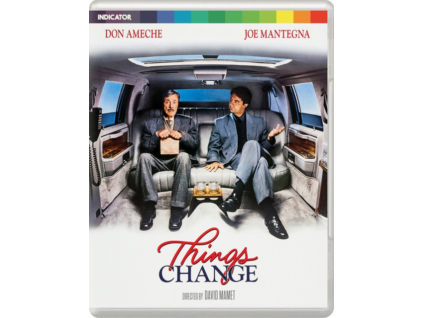 Things Change (Limited Edition) (Blu-ray)