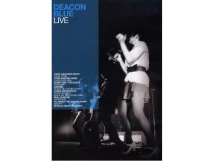 DEACON BLUE - Live (DVD)