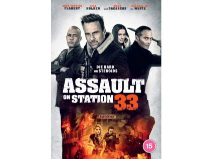 Assault On Station 33 (DVD)