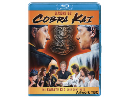 Cobra Kai - Seasons 01-02 (Blu-ray)