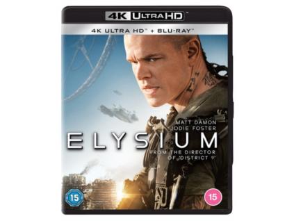 Elysium (Blu-ray 4K)