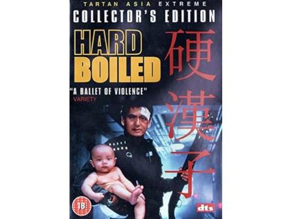 Hard Boiled Collectors Edition John Woo (DVD)