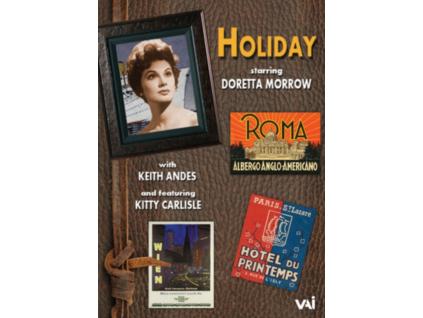 MORROW / ANDES / CARLISLE - Warnick: Holiday (DVD)