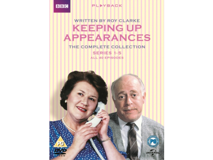 Keeping Up Appearances  Completes Box Set (DVD Box Set)