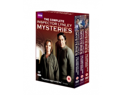 Inspector Lynley Mysteries: The Complete Series 1-6 (DVD Box Set)
