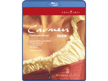 GLYNDEBOURNE CH / LPO / JORDAN - Bizet / Carmen (Blu-ray)