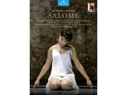 VARIOUS ARTISTS - Richard Strauss: Salome (DVD)