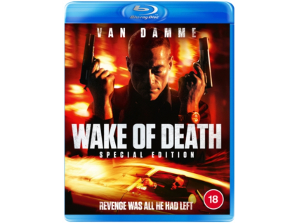Wake Of Death (Limited Edtion) (Blu-ray)