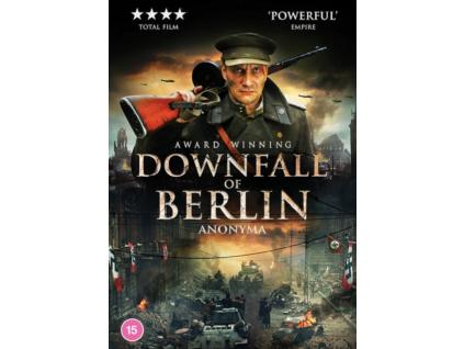 The Downfall Of Berlin - Anonyma - Award Winning Film (DVD)