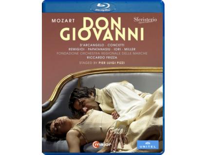 VARIOUS ARTISTS - Wolfgang Amadeus Mozart: Don Giovanni (Blu-ray)