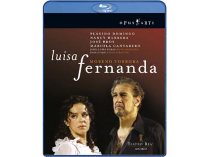 DOMINGOHERRERALOPEZ COBOS - Torrobaluisa Fernanda (Blu-ray)