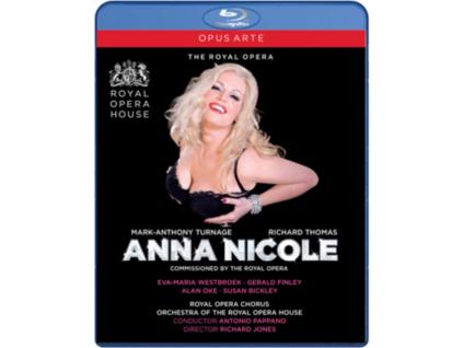 ROYAL OPERAPAPPANO - Turnageanna Nicole (Blu-ray)