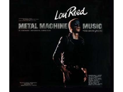 REED LOU - Metal Machine Musicaudio Dvd (DVD)
