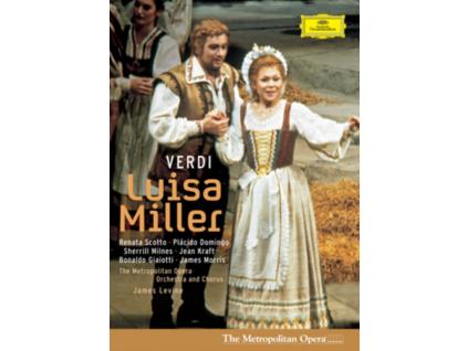 VARIOUS ARTISTS - Verdi: Luisa Miller (DVD)