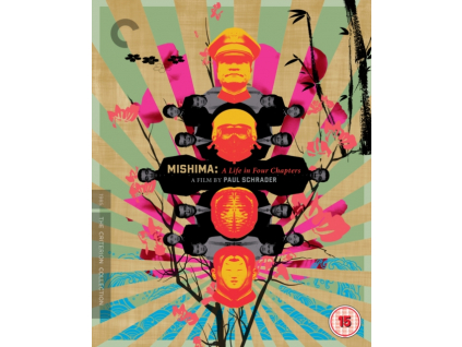 Mishima: A Life In Four Chapters (1985) (Criterion Collection) (Blu-ray)