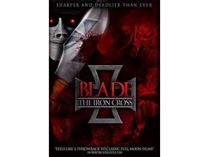 Blade: The Iron Cross (DVD)