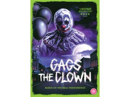 Gags The Clown (DVD)