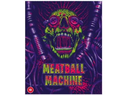 Meatball Machine (Limited Edition) (Blu-ray)
