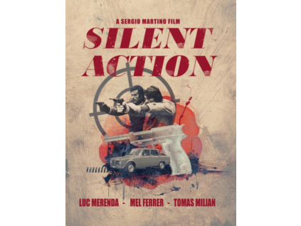 Silent Action (Limited Edition) (Blu-ray)