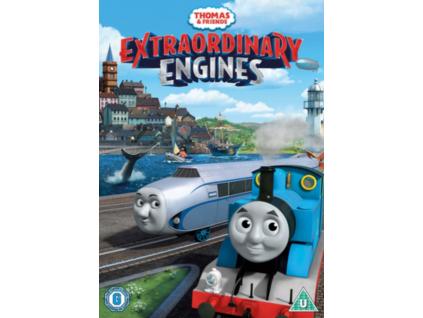 Thomas  Friends  Extraordinary Engines (DVD)