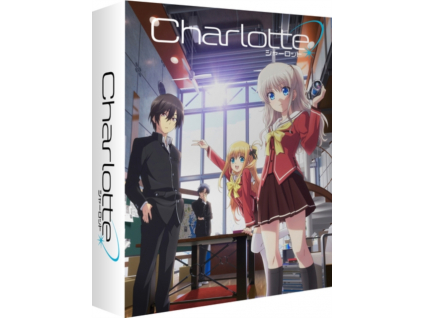 Charlotte - Complete Collection (Blu-ray)