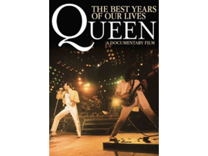 QUEEN - The Best Years Of Our Lives (DVD)