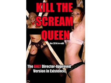 Kill The Scream Queen (DVD)