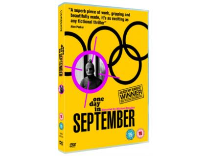 One Day In September (DVD)