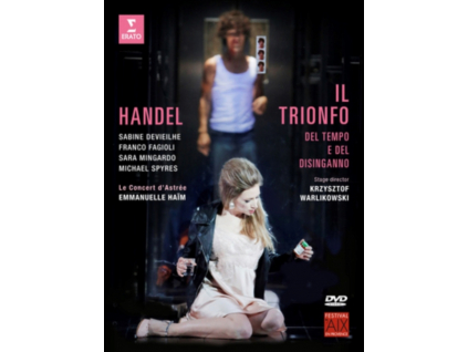 Handel/Il Trionfo Del Tempo E Del (DVD)